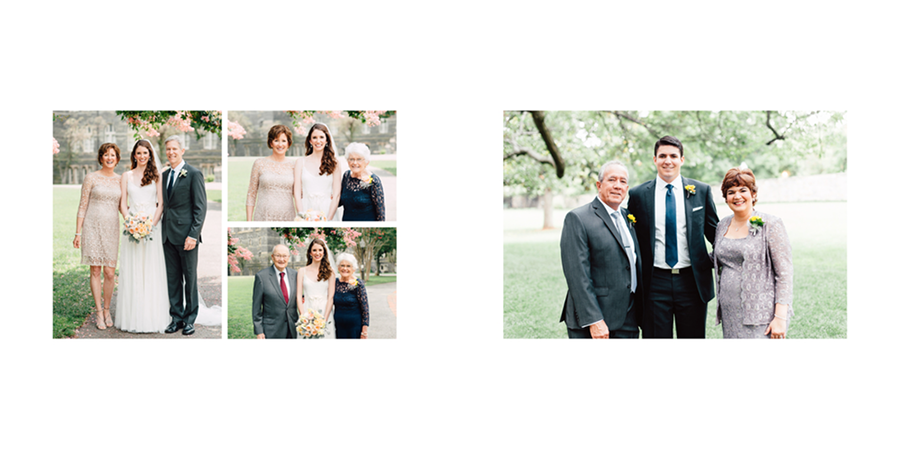 wedding album design example and tips
