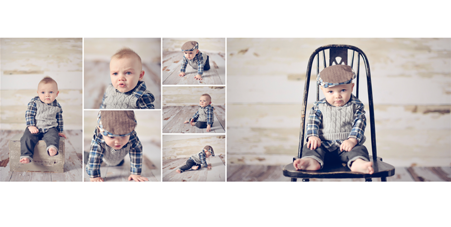 portrait album design example and tips