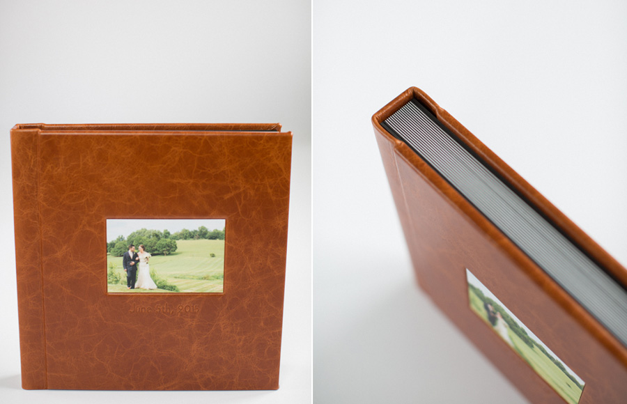Today Were Thrilled To Share Some Photos Deb Sent Us Of This Madera 10x10 Album With A Calf Leather Light Brown Cover Enjoy Scrolling