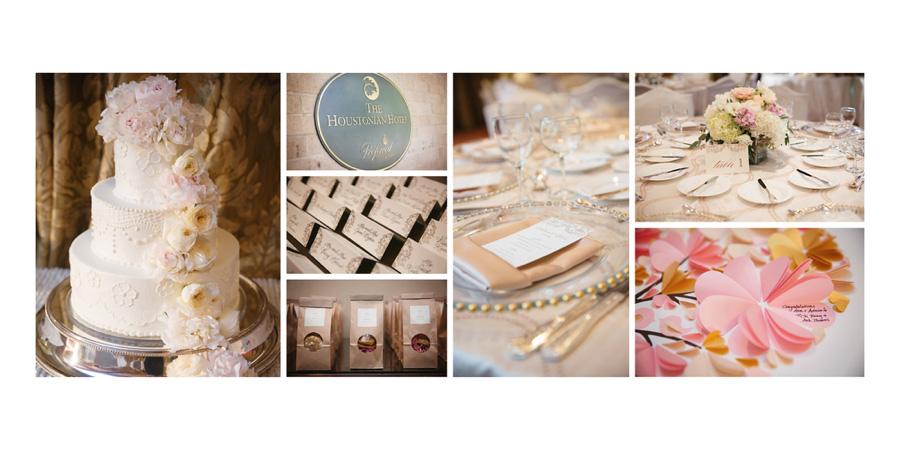 Elegant Houston Wedding by Julie Wilhite Photography // Align ...