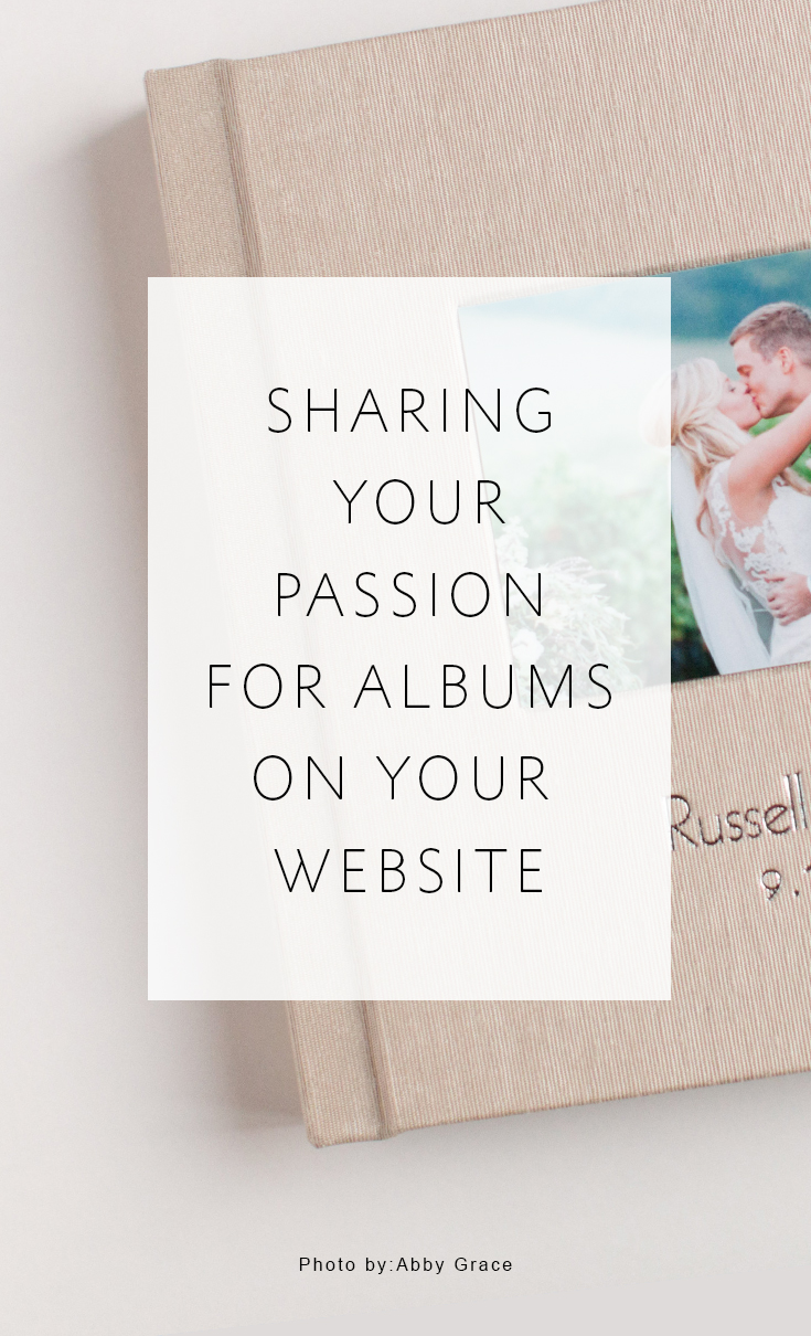 5 elements to consider when creating a space to share your passion for albums on your website